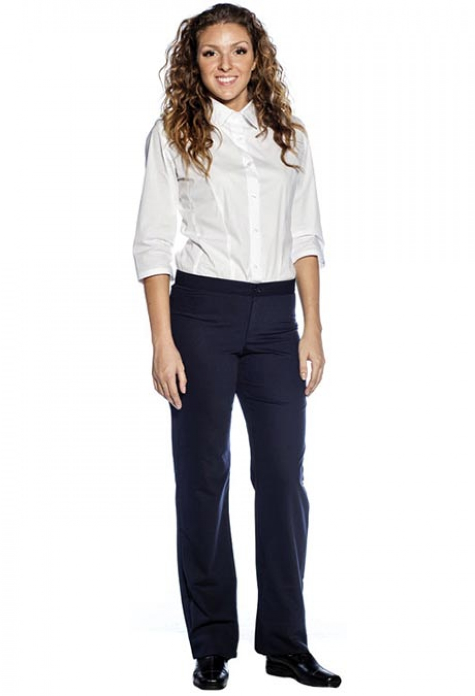 Pantalon ospatar clasic, model dama